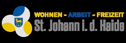 Logo Gemeinde St. Johann