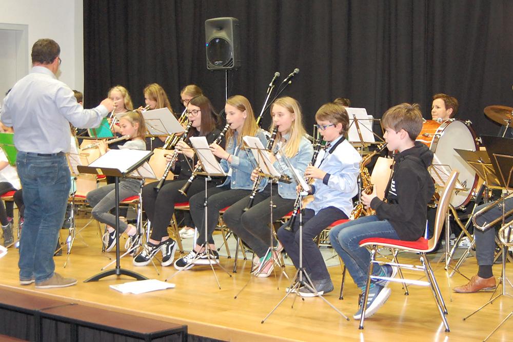 Musikschule Konzert
