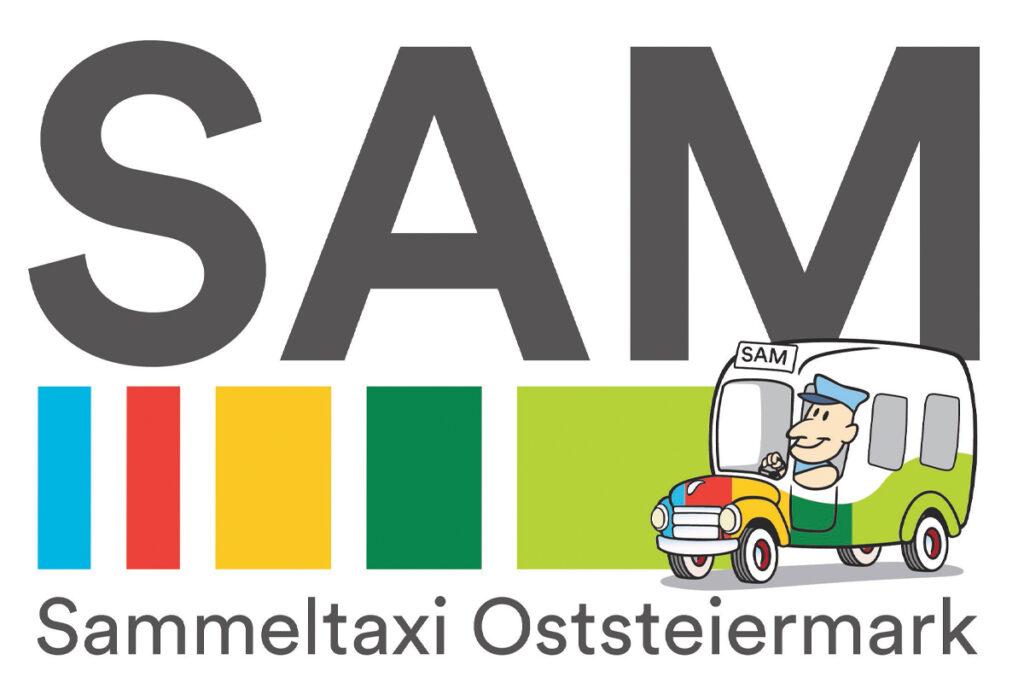 Sam Sammeltaxi Logo