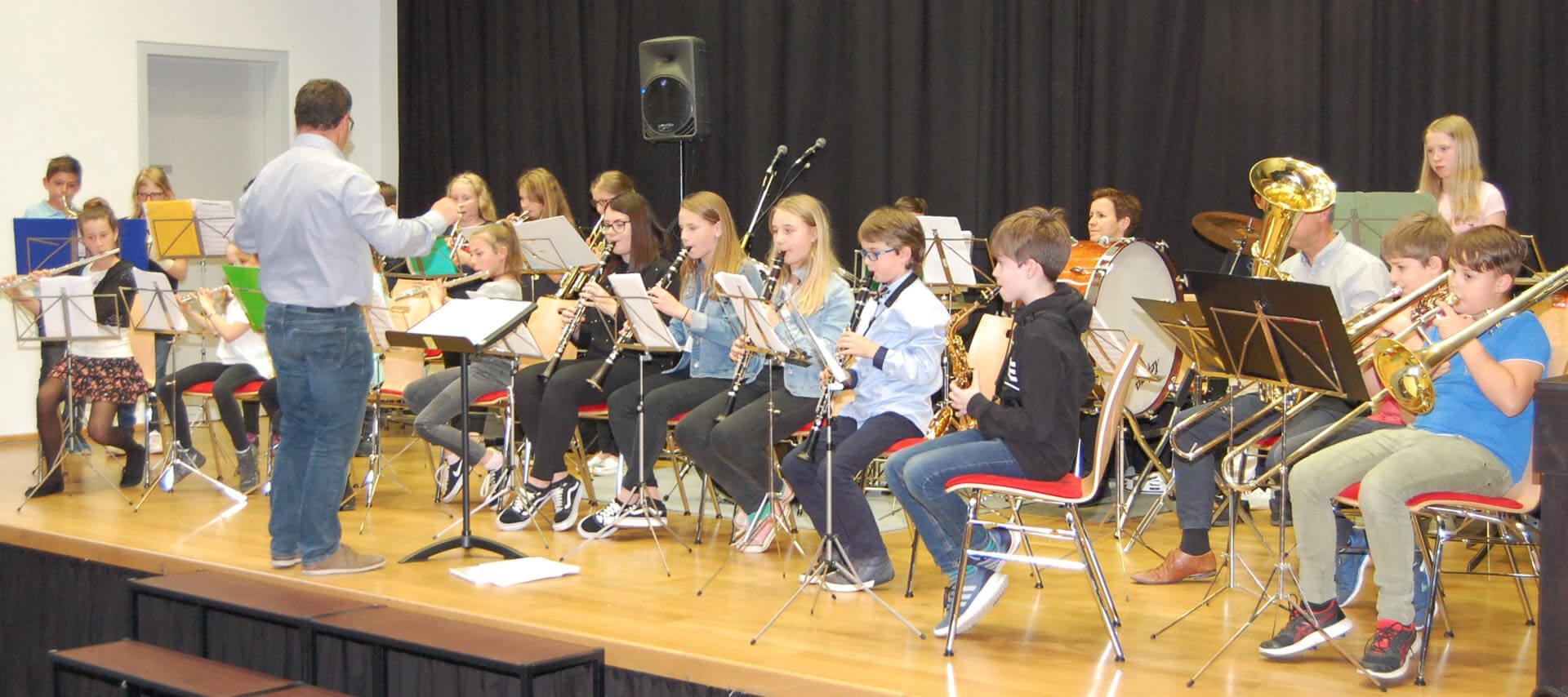 Musikschule Hartberg - Bläserkreis