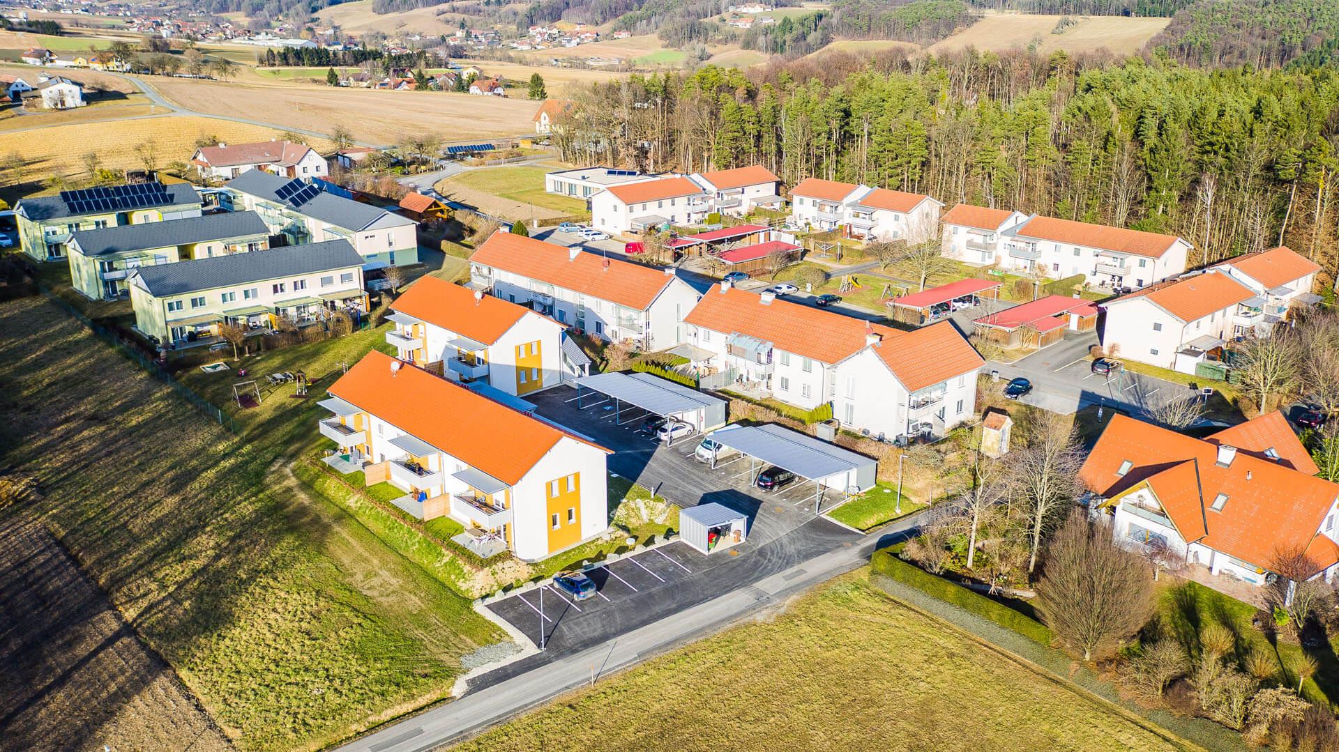 Wohnhäuser Rottenmanner