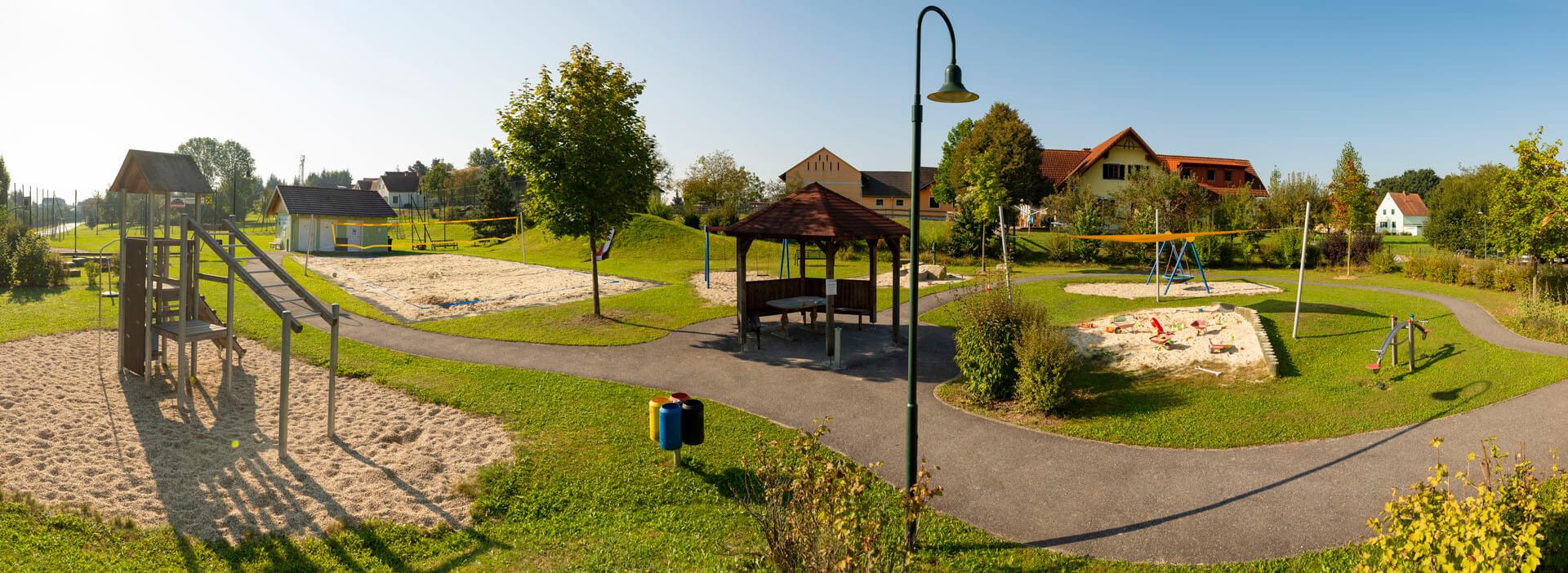 Spielplatz Altenberg