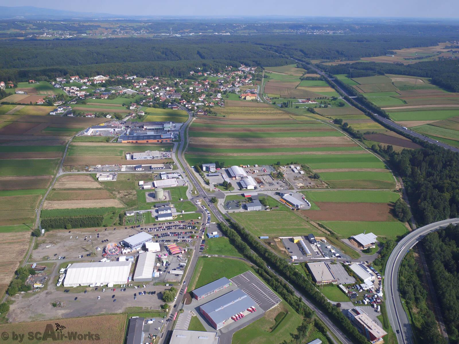 Gewerbegebiet St Johann